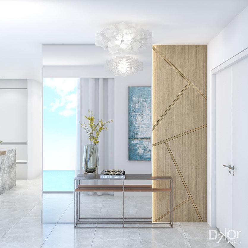 Miami Beach Luxury Interiors - Foyer Design