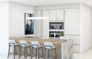Miami Beach Luxury Interiors - Kitchen Renovation