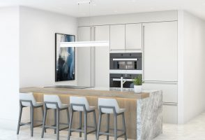 Miami Beach Luxury Interiors - Kitchen Renovation