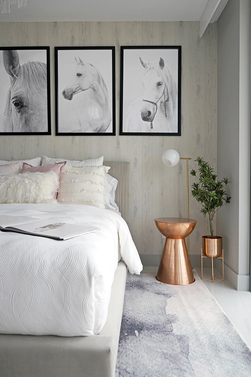 Feminine Bedroom Design