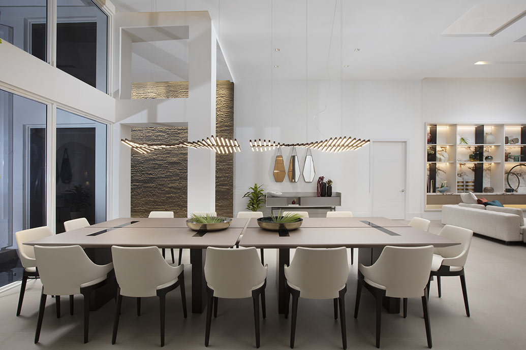 Innovative Interior Design - Modern Fort Lauderdale Home - Edgewater Miami Design