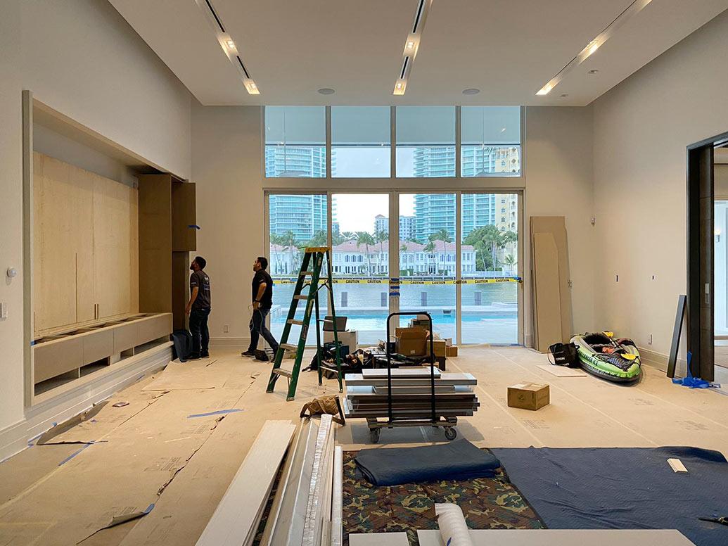 Interior Renovation by DKOR Interiors