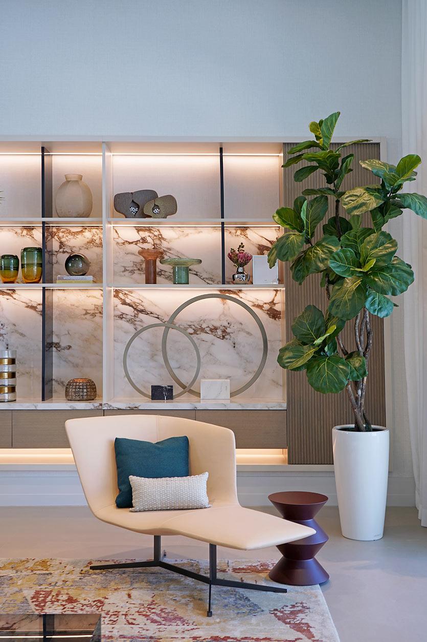 Interior Renovation by Miami Interior Designers