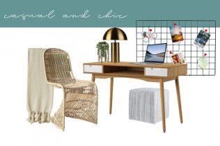 Home Office Setup Ideas Casual