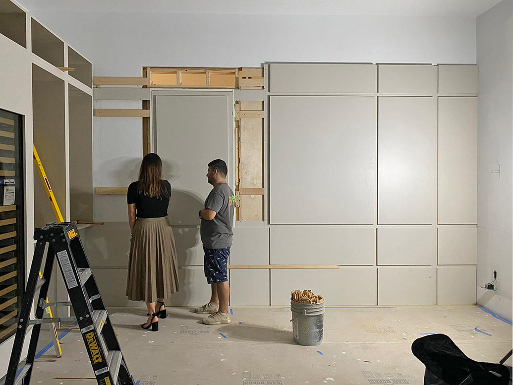 Interior Home Remodeling Lounge Room Design