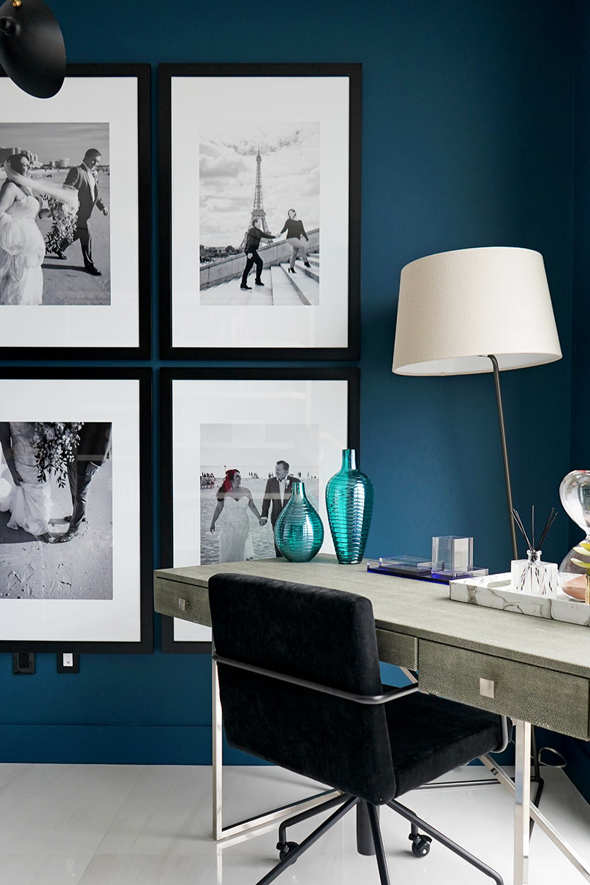 office and guest room combo design idea