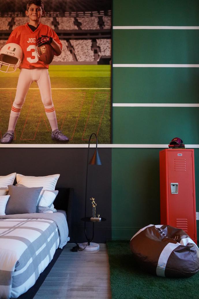 Boys' Bedroom Interior Inspiration