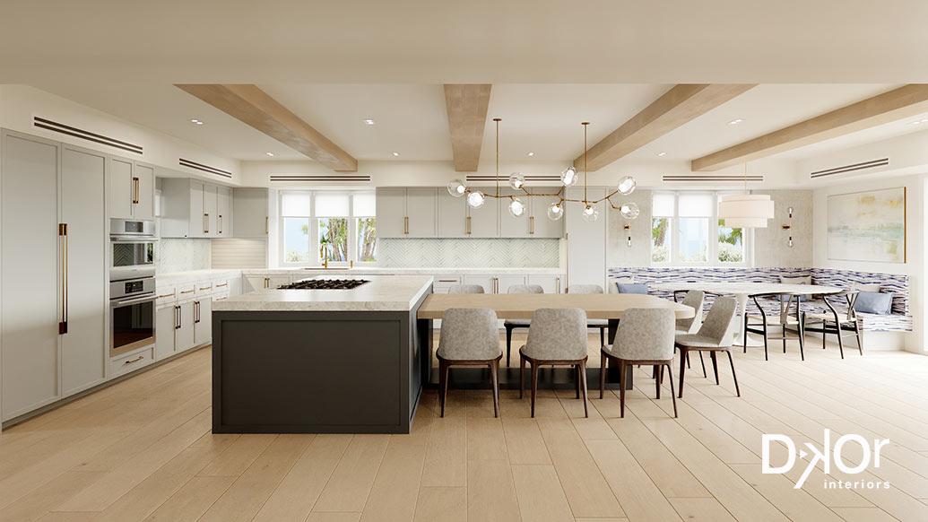 Florida Keys Design Kitchen