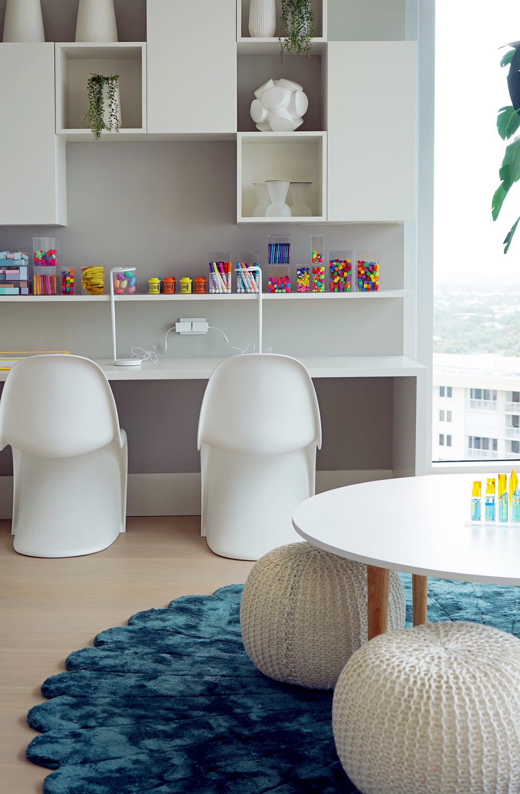 Multifunctional Room Ideas: Family Room and Playroom