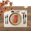 2 Shoppable Thanksgiving Table Setting Ideas