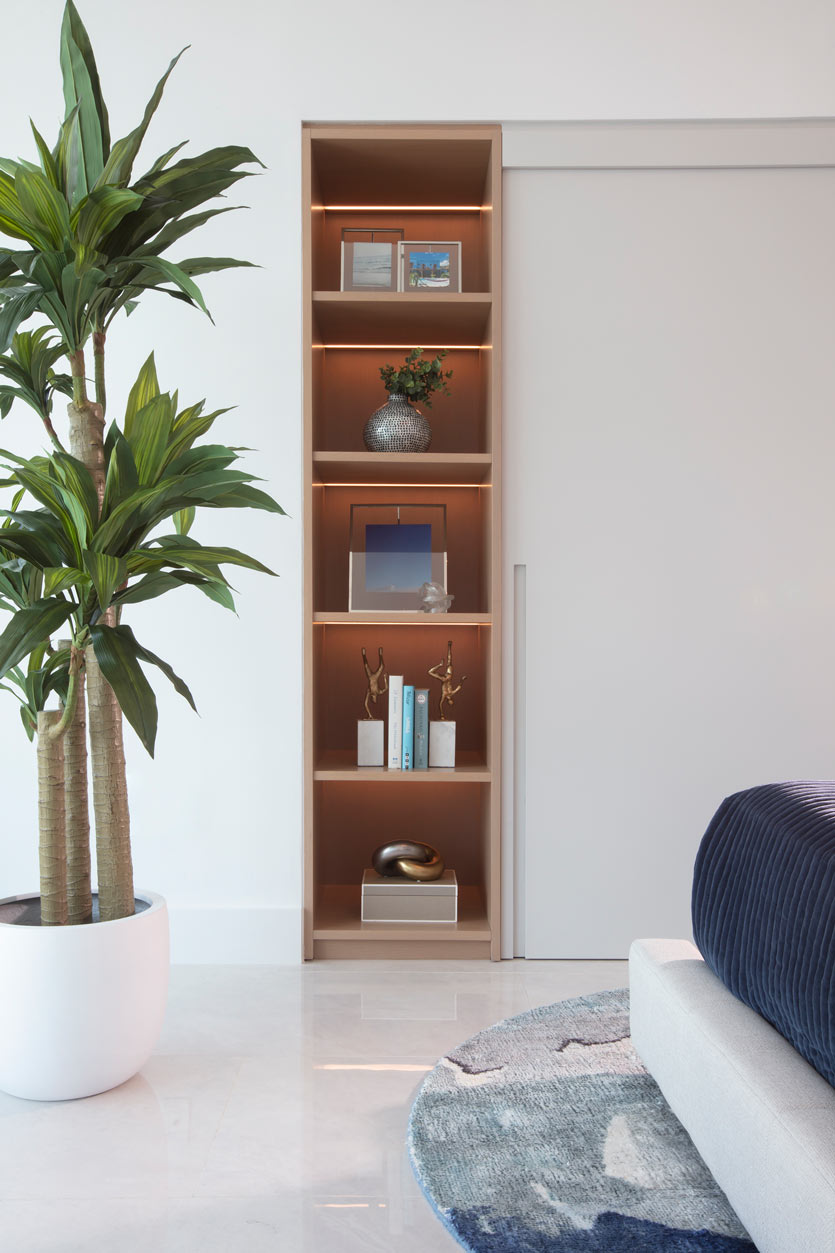 decorating with plants to add a touch of style to your shelfs
