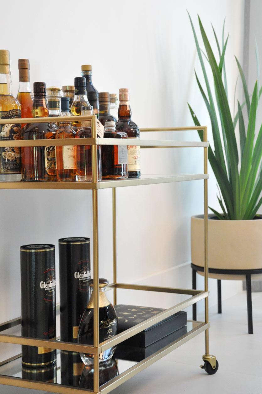 Mini Bar at Home - Small and Convenient
