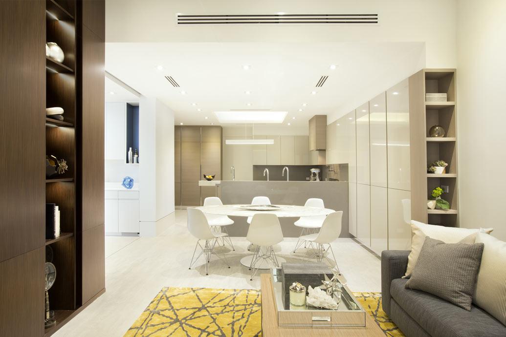 Multi Purpose Room Ideas with natural color furniture
