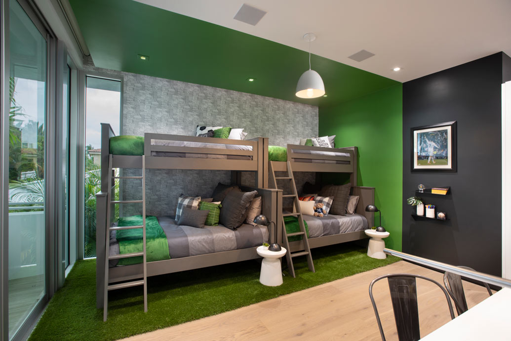 multi purpose room decor for kids room