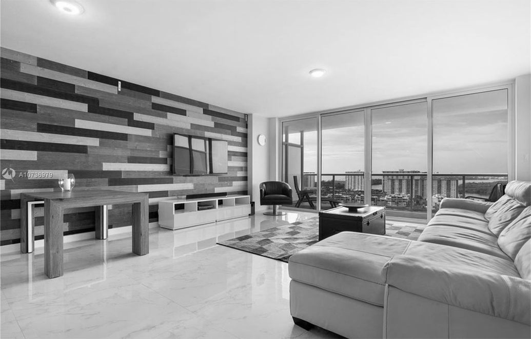 Sunny Isles Staging Property