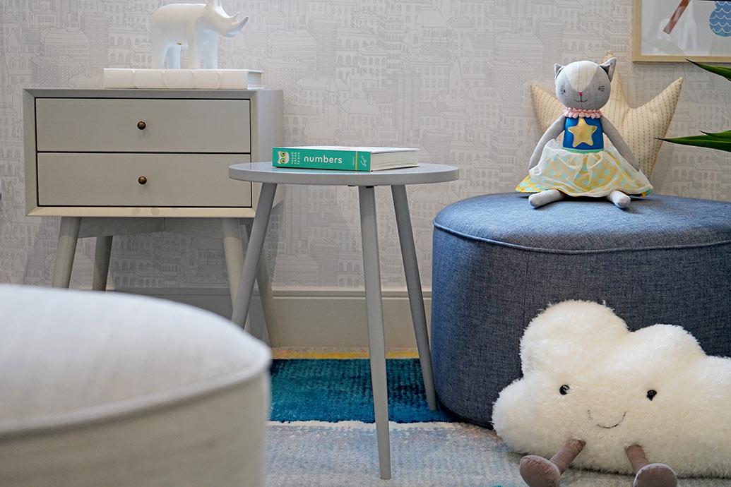 Shared Kids' Room Design